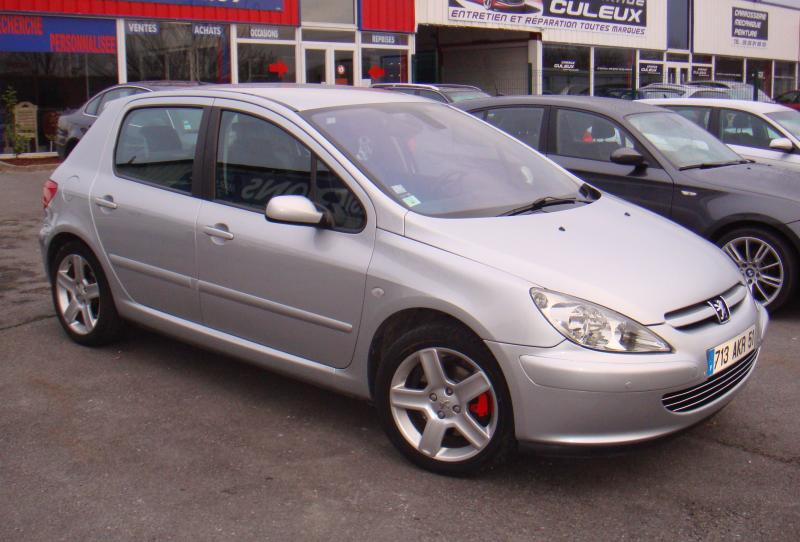 troc echange peugeot 307 hdi 136 cv finition xsi full opts sur france