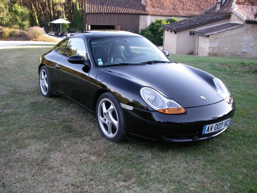 Troc echange porsche 996 carrera 2 sur france for Housse porsche 996
