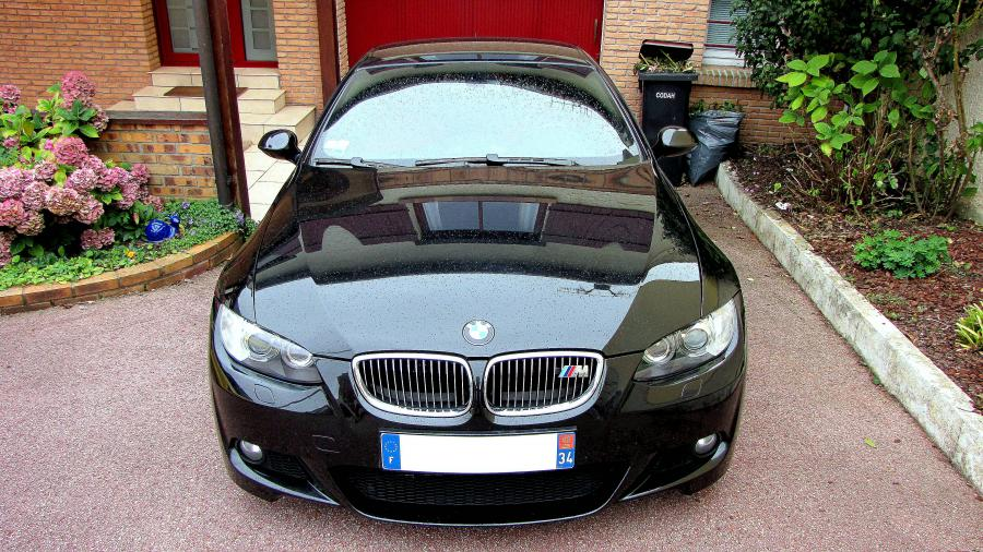 troc echange bmw coup 330d e92 style m3 sport design pack. Black Bedroom Furniture Sets. Home Design Ideas