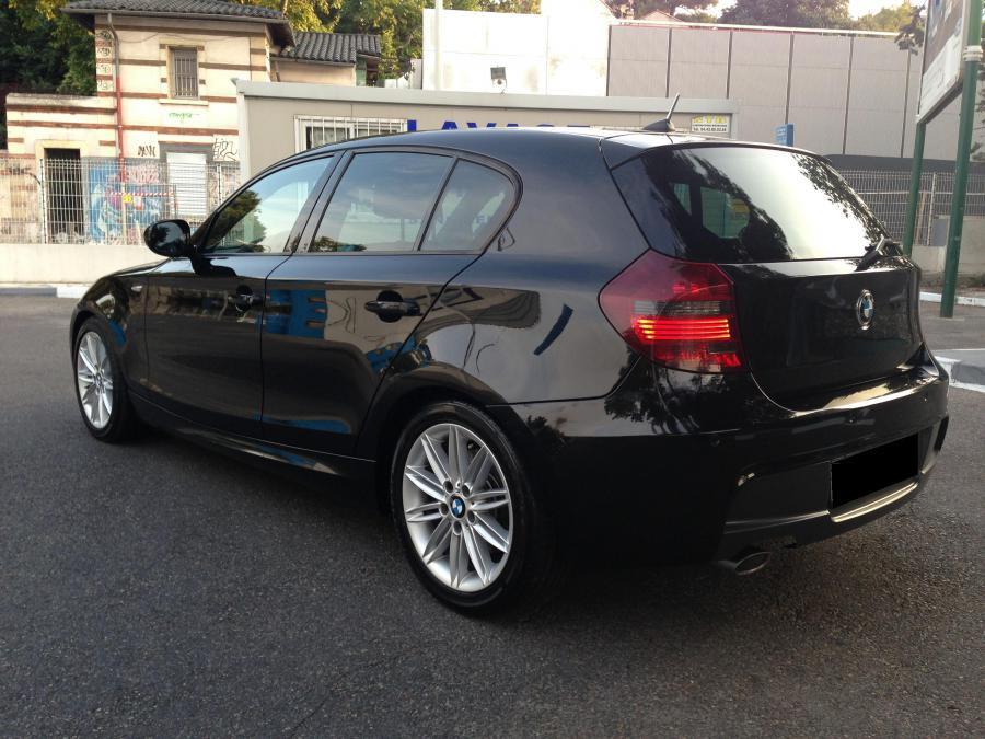 troc echange bmw 118d pack m edition ph 2 sur france. Black Bedroom Furniture Sets. Home Design Ideas