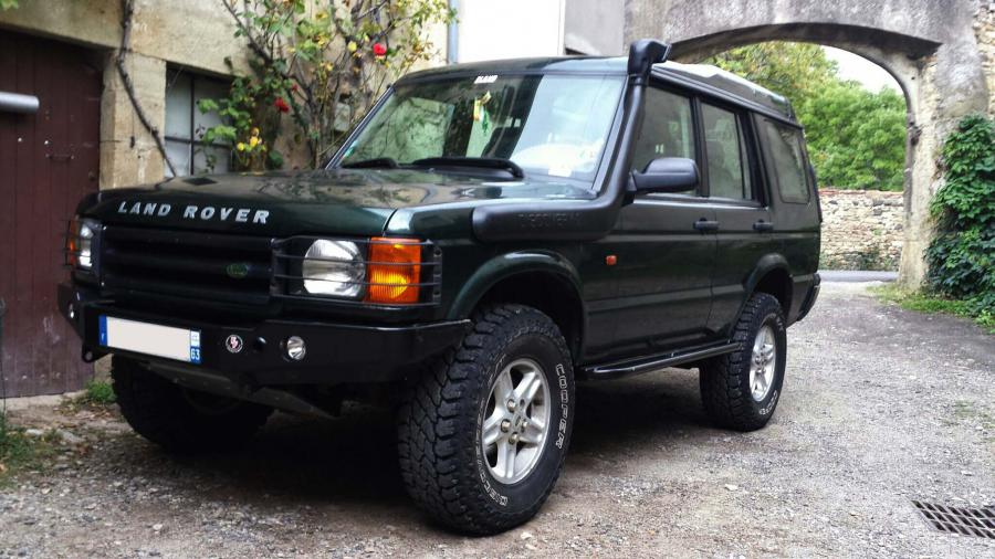 troc echange land rover discovery 2 td5 pr par raid tt. Black Bedroom Furniture Sets. Home Design Ideas